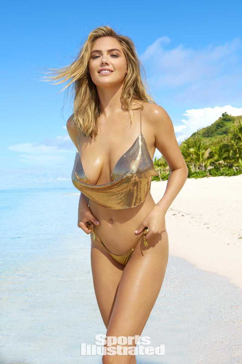 Kate Upton – Sports Illustrated Swimsuit Edition Photoshoot 2017