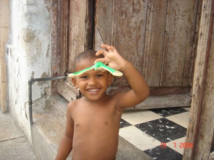 Cuba child