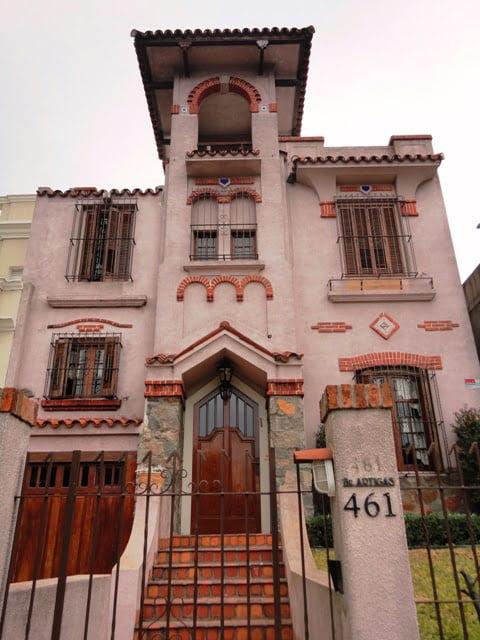 başkent Montevideo