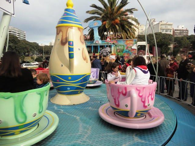 Montevideo parque de atracciones