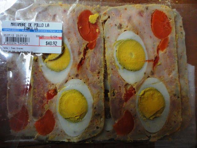 uruguay food matambre