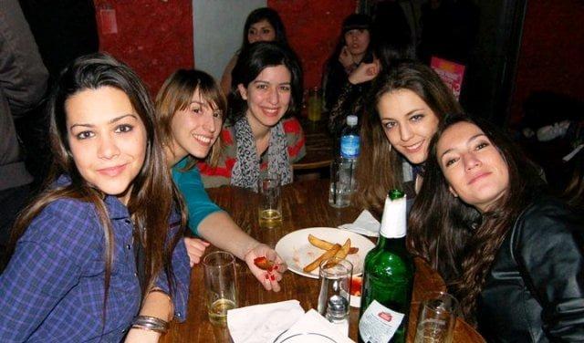 arjantin kızları