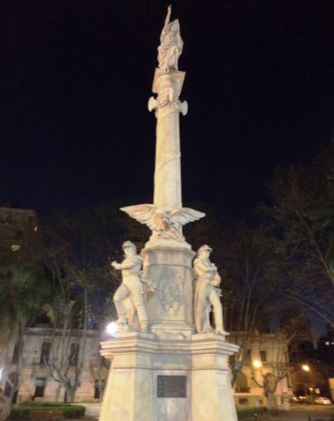 Columna a la Libertad Rosario