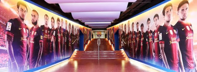 FC Barselona müze