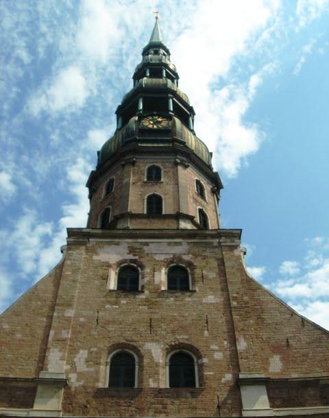 Riga St. Peter's Church