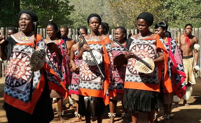 Afrika dans müzik