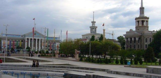 başkent bişkek