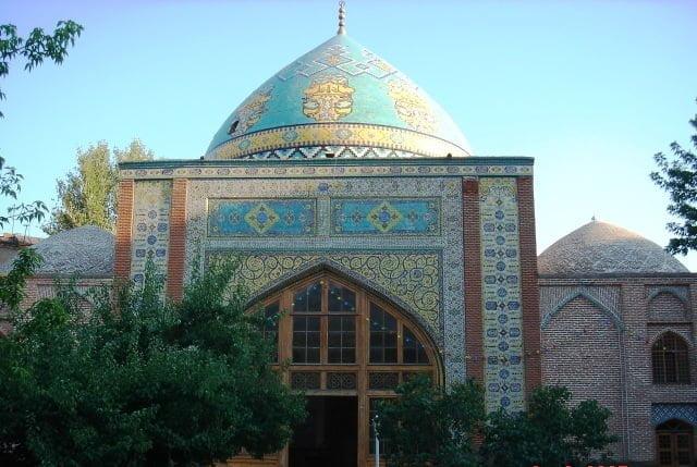 Ermenistan cami