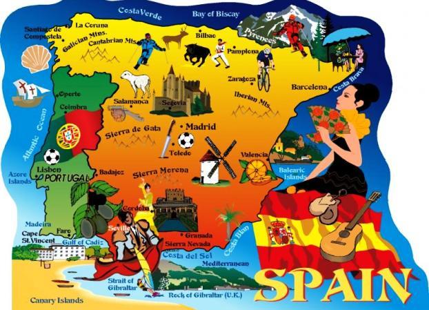 İspanya hakkında bilgi