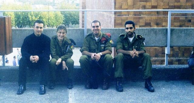 İsrail askeri gücü