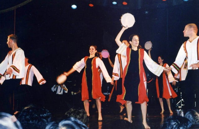 İsrail dans