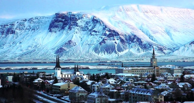 İzlanda başkenti