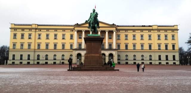 Oslo seyahat rehber