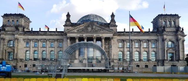 Almanya Parlamentosu Reichstag