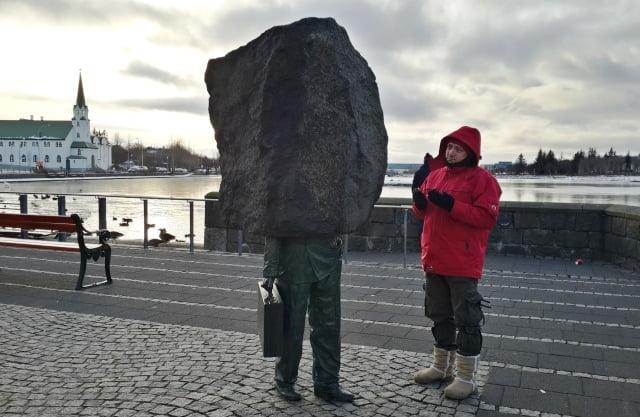 Reykjavik gezi yazıları