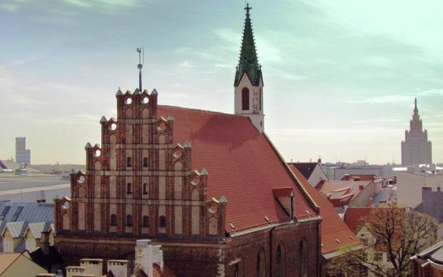 St. Peter's Church latvia