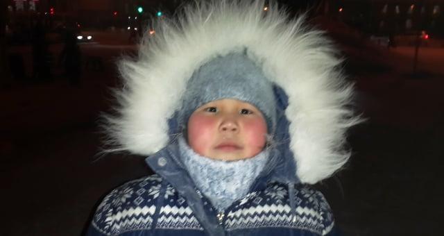 sibirya'da insanlar