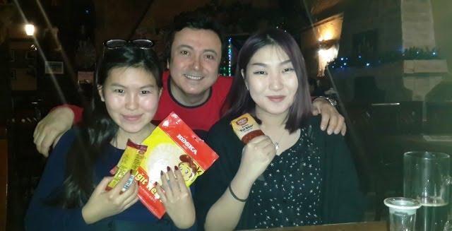 yakutistan kızları