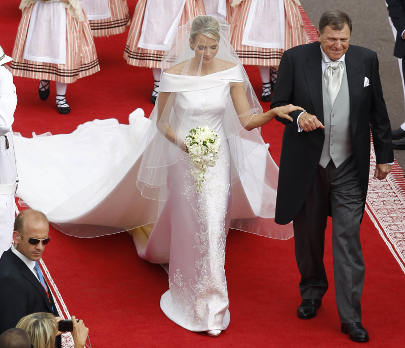 Off White Wedding Gown Meaning: Covelli Boutique & Shoes