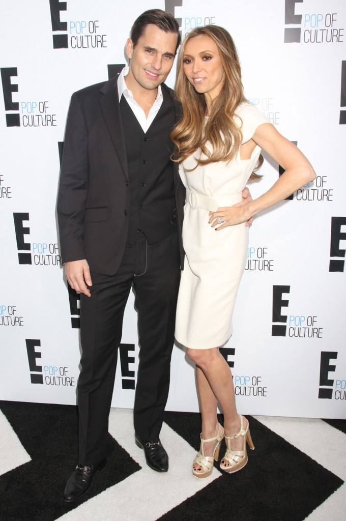 Giuliana Rancic and Bill