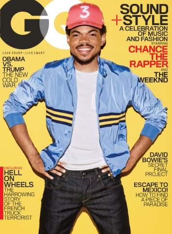 Image result for chance the rapper shrug