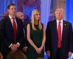 Eric Trump: Lattacco missilistico siriano del mio papà risulta che non è il burattino di Putin
