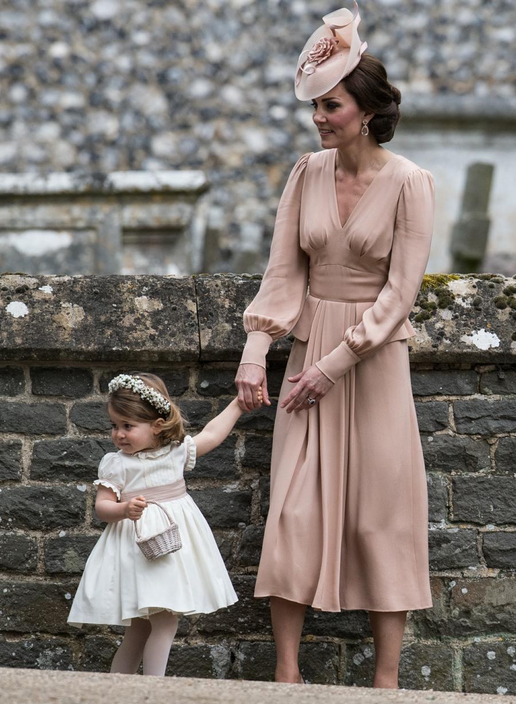 Kate Jenny Packham Blush Pink
