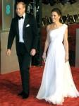 EE British Academy Film Awards - Arrivi