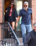 George e Amal Clooney escono per festeggiare un grande traguardo!