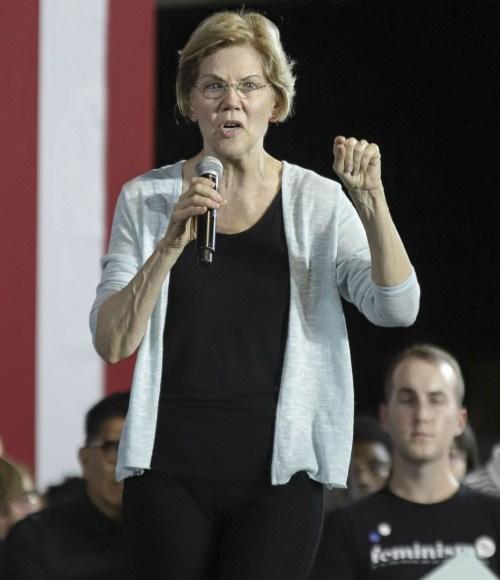 Candidato alla presidenza democratica Senato ...