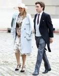 Il principe Jean-Christophe Napoléon e Olympia d'Arco-Zinneberg sono sposati