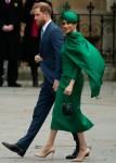 HRH Il duca di Sussex Prince Harry e HRH La duchessa di Sussex Meghan frequenta il Commonwealth Da ...