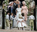 Le nozze di Pippa Middleton e James Matthews