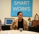Meghan, la duchessa del Sussex, visita l'organizzazione benefica Smart Works nella zona ovest di Londra