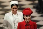 La britannica Kate, duchessa di Cambridge, e Meghan, la duchessa di Sussex se ne vanno