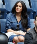 Meghan, duchessa del Sussex agli US Open Tennis