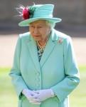 Cerimonia del cavalierato del capitano Tom Moore, Castello di Windsor, Regno Unito - 17 luglio 2020