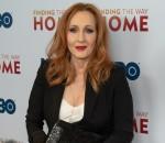 J.K. Rowling agli arrivi per FINDING THE ...
