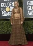 Gwyneth Paltrow partecipa al 77th Annual Golden Globe Awards, Golden Globes, presso l'Hotel Beverly Hilton di Beverly Hills, Los Angeles, USA, il 05 gennaio 2020. | utilizzo in tutto il mondo