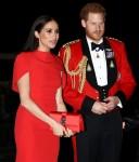 Il Duca e la Duchessa di Sussex partecipano al Mountbatten Festival of Music di Londra