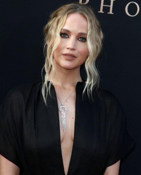 """Jennifer Lawrence partecipa alla prima di """"Dark Phoenix"""" a Los Angeles"""