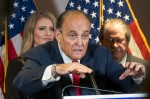 Giuliani Press Conference presso RNC Headquarters