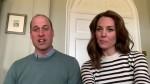 Il principe William e Catherine, duchessa di Cambridge, rivelano come sono rimasti in contatto con il resto della famiglia reale