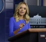 Briefing quotidiano con la stampa di Kayleigh McEnany - Washington