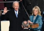 Biden prende il giuramento come il 46 ° presidente degli Stati Uniti