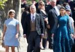 Il principe Harry sposa la signora Meghan Markle - Castello di Windsor