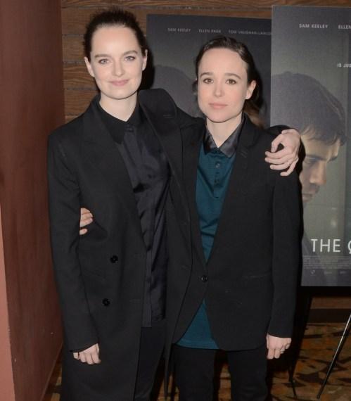 """Emma Portner, Ellen Page a """"The Cured"""" ...."""