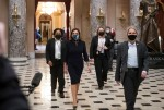 US House of Repsresentatives votes to impeach President Trump for the second time