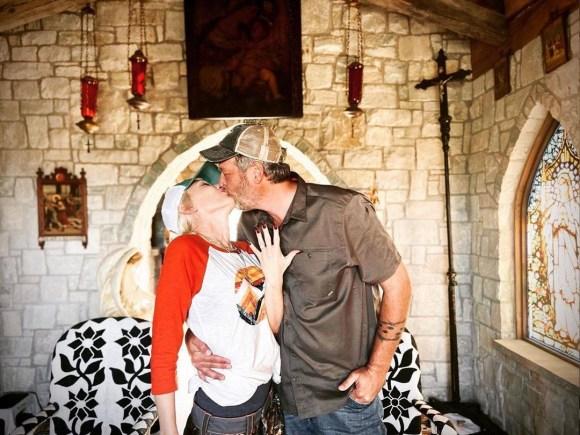 Blake Gwen si è fidanzato