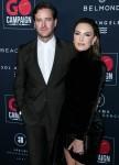 L'attore Armie Hammer e la moglie Elizabeth Chambers arrivano al tredicesimo Gala annuale della campagna GO 2019 tenutosi a NeueHouse Hollywood il 16 novembre 2019 a Hollywood e Los Angeles, California, Stati Uniti.